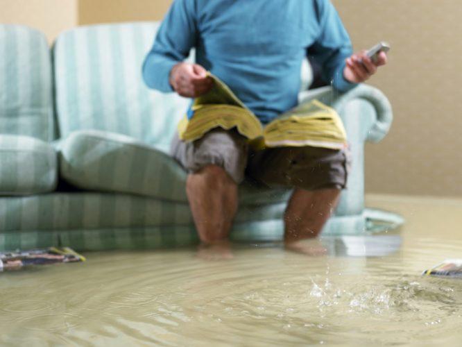 خطورة عدم كشف تسربات المياه بصفة مبكرة